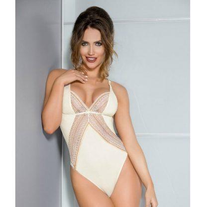 Casmir Body Interior Mujer Color Crema