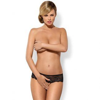 Obsessive Panties Con Abertura Merossa
