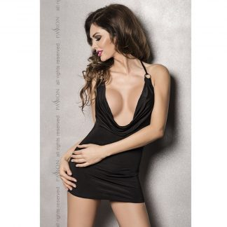 Miracle Chemise Negro By Passion Woman