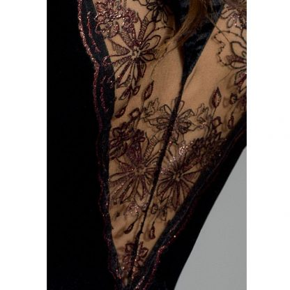 Passion Brida Peignoir Black