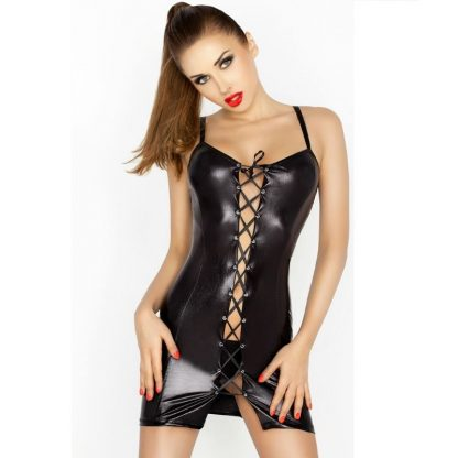 Passion Woman Bellatrix Chemise Negro