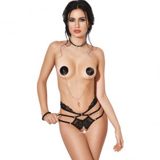 Le Frivole – 04343 Panties Con Abertura