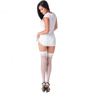 Le Frivole – 02202 Disfraz Enfermera 2 Piezas
