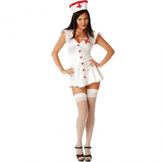 Le Frivole – 02203 Disfraz Enfermera 2 Piezas