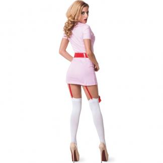 Le Frivole – 02211 Disfraz Enfermera 3 Piezas