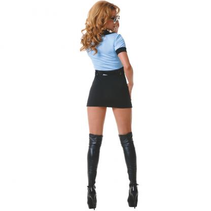 Le Frivole – 02232 Disfraz Policia 5 Piezas