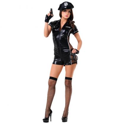 Le Frivole – 02546 Disfraz Policia 6 Piezas