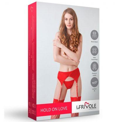 Le Frivole – 04984 Liguero Rojo Con Lacito