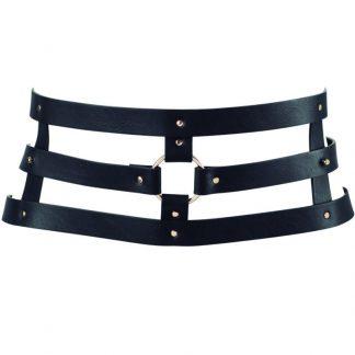 Bijoux Indiscrets Maze Cinturon Con Correa – Negro
