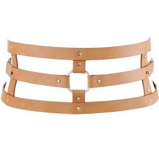 Bijoux Indiscrets Maze Cinturon Con Correa – Marron