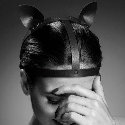Bijoux Indiscrets Maze Accesorio Con Orejas De Gato Negro