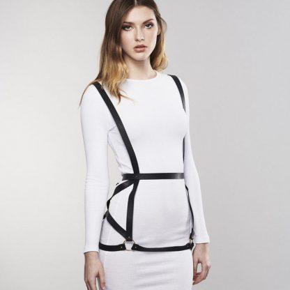 Bijoux Indiscrets Maze Arnos Forma De Vestido – Negro
