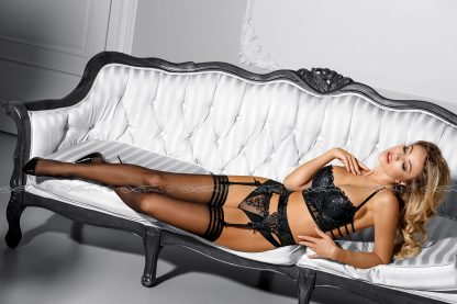 Axami Semi-corset V-7861 Chocolate bar