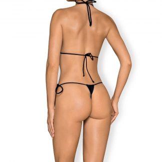 Obsessive – Bella Vista Micro Bikini Negro Talla Unica