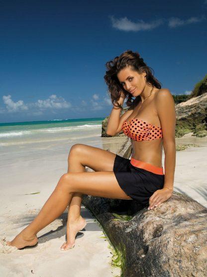 Marko – Vestido de playa 39798 Negro