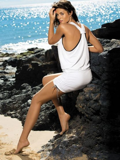 Marko – Beach Dress 40106 Blanco
