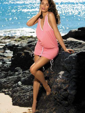 Marko – Beach Dress 40105 Rosa