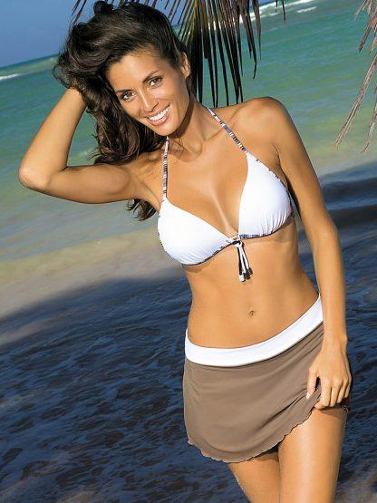 Marko – Vestido de playa 39553 Blanco