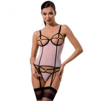 Passion Woman Hera Corset Rosa