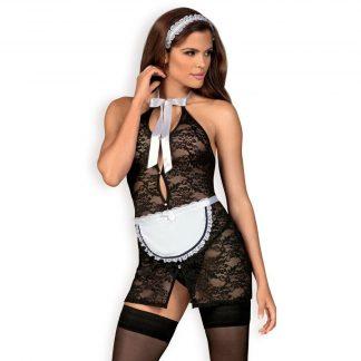 Obsessive – Servgirl Disfraz Asistenta