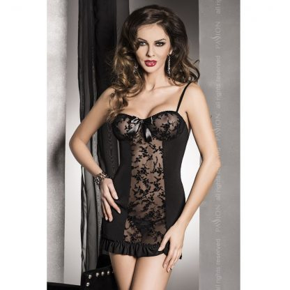 Hana Chemise, Picardia Negro By Passion