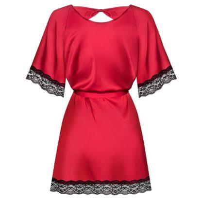 Obsessive – Sensuelia Peignoir Rojo
