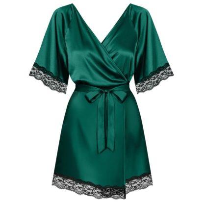 Obsessive – Sensuelia Peignoir Verde