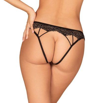 Obsessive – Meshlove Panties Con Abertura