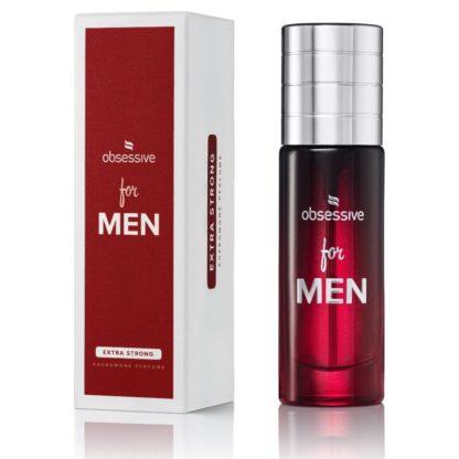 Obsessive For Men Perfume De Feromonas Extra Fuerte 10 Ml