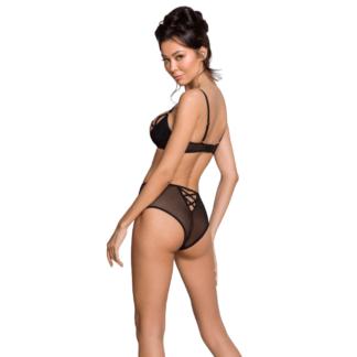 Passion Lovelia Set Bikini Negro